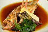 とり松の煮魚イメージ
